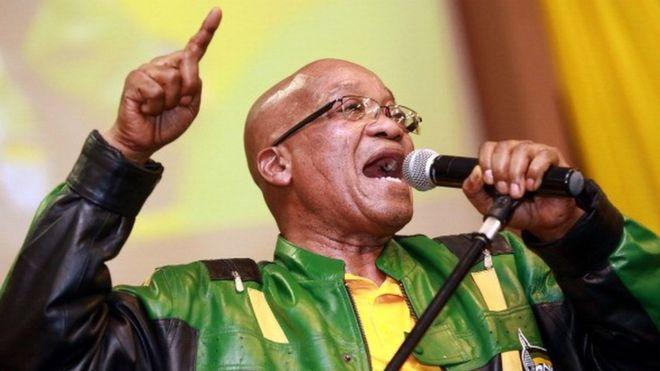 Silahlı mücadele, cezaevi, başkanlık, istifa: Güney Afrika'da Zuma görevi bıraktı