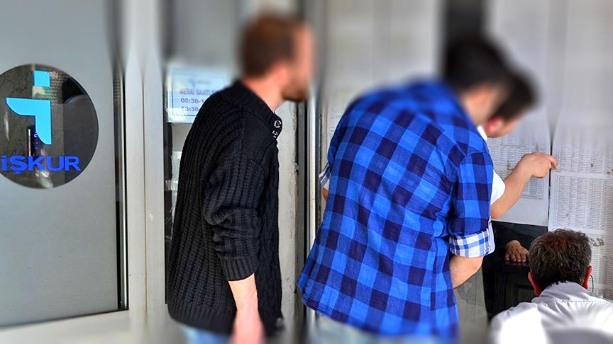 Rakamlar açıklandı: Türkiye'de 3 milyon 275 bin işsiz var