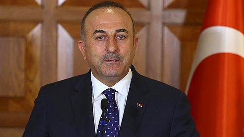 Bakan Çavuşoğlu: Dört F-16 uçağımız Musul Operasyonu'na katıldı