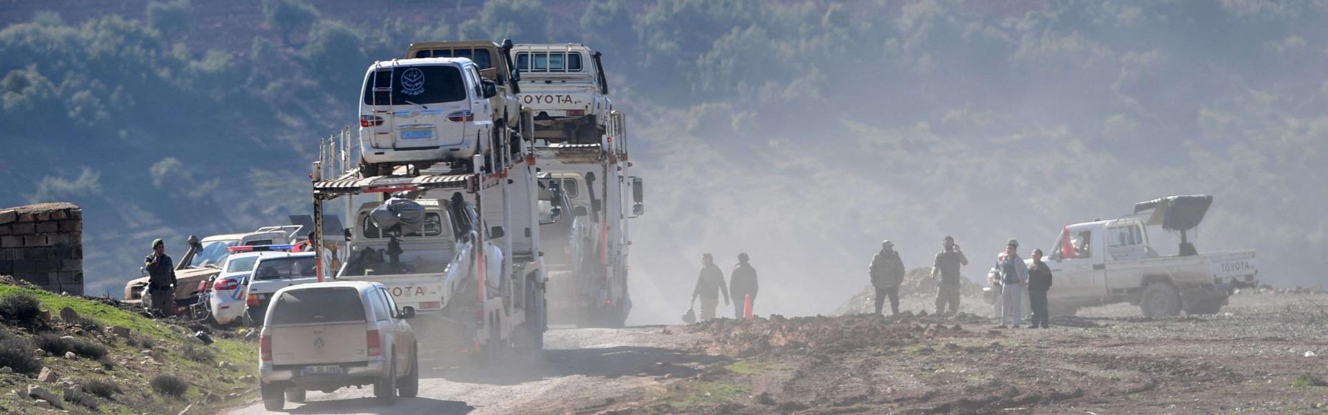 ABD ve Rusya, Zeytin Dalı Operasyonu'na karşı işbirliği yapabilir