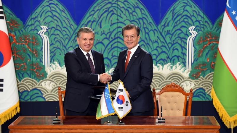 Güney Kore gözünü Orta Asya'ya dikti: Özbekistan'a 6 milyar dolarlık dev yatırım
