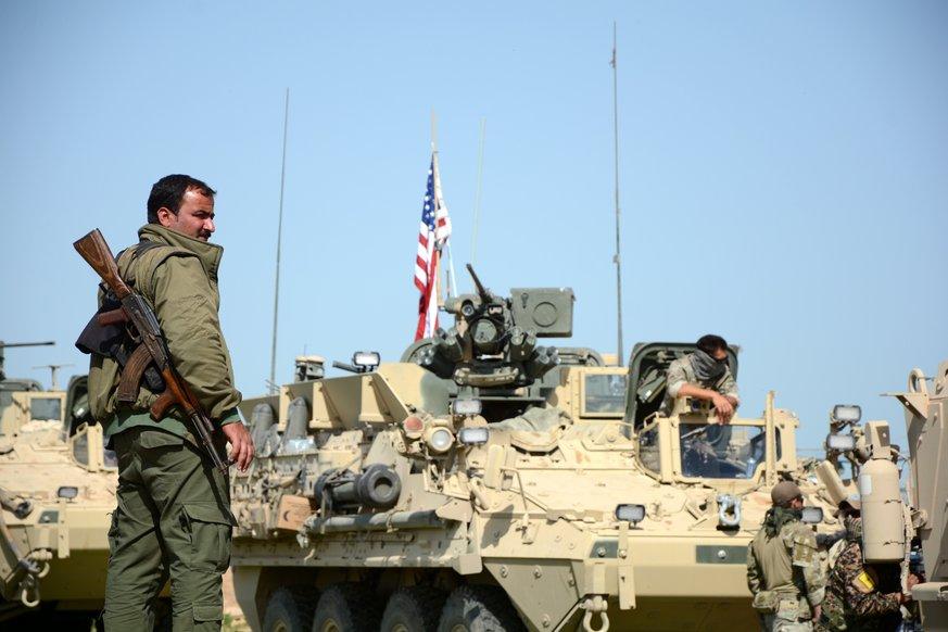 PKK'dan ABD'ye 'sitem': Operasyona göz yumuldu
