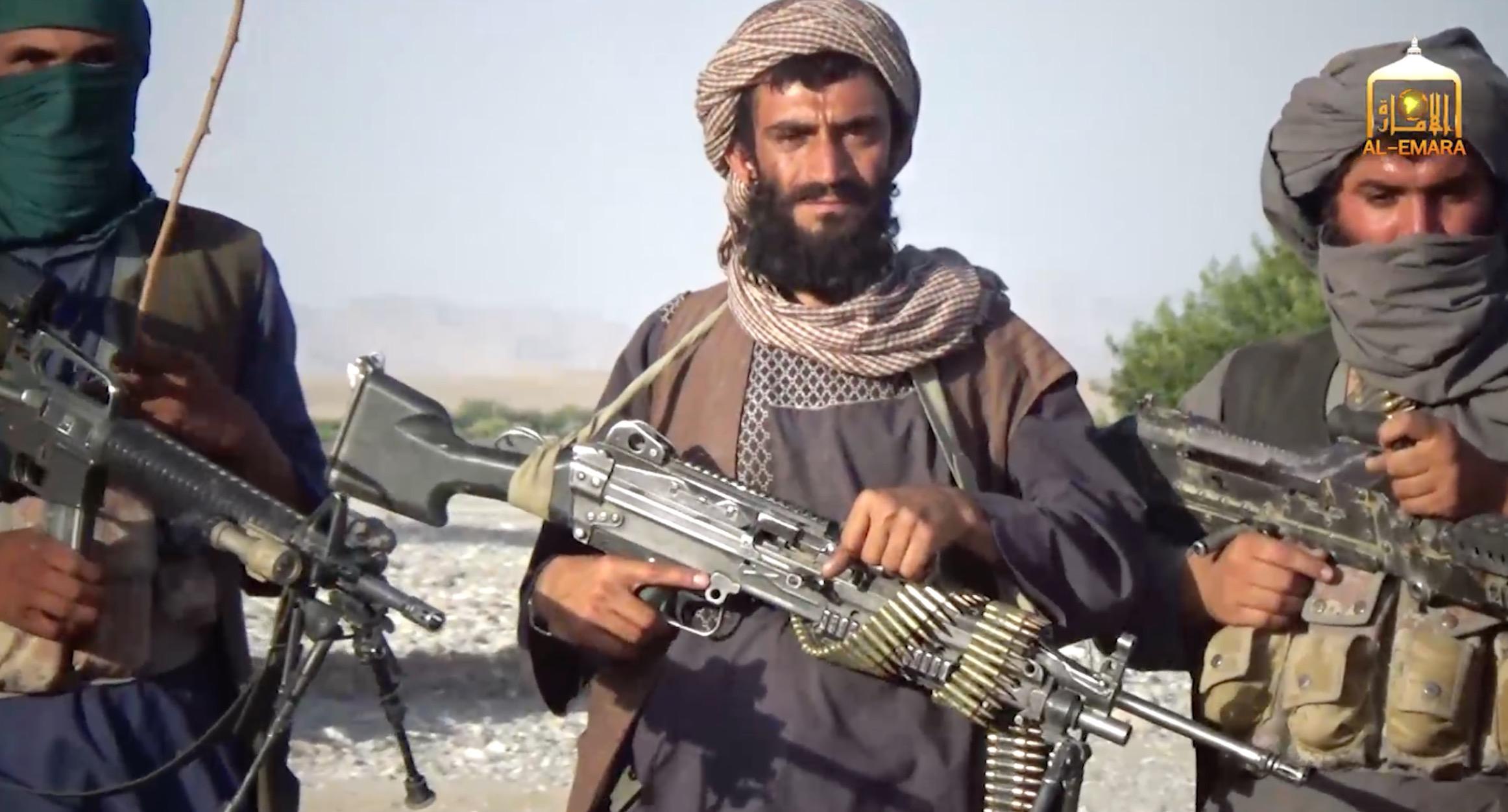 Taliban Kandahar'da ilerliyor