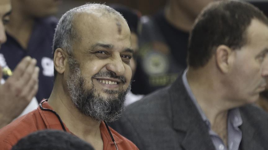 İhvan liderlerinden Biltaci'ye 'mahkemede gülme' gerekçesiyle hapis cezası