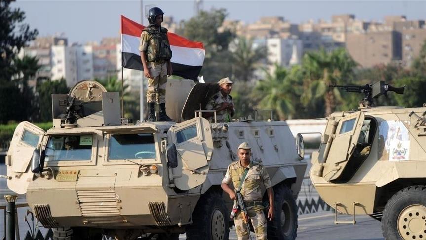 Mısır'da 'terör' operasyonu sürüyor: 56 ölü, 900'den fazla gözaltı