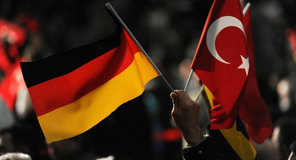 Türkiye ile Almanya arasında buzlar eriyor