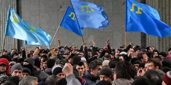 Kırım'da Rusya kontrolünde Tatar Konseyi kuruldu