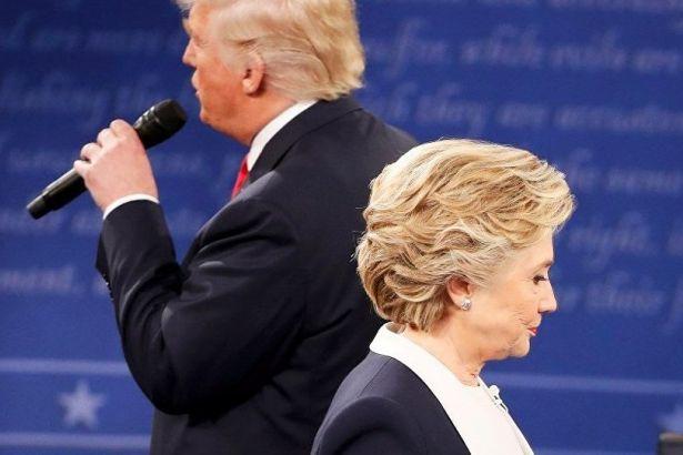 "Clinton ve Trump arasında Musul tartışması: ""ABD bataklığa düştü"""