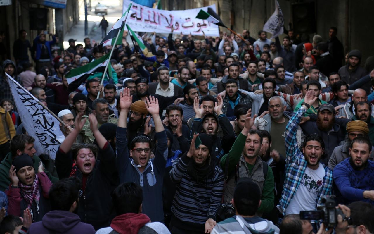 Halep halkı neden şehrini terketmiyor?