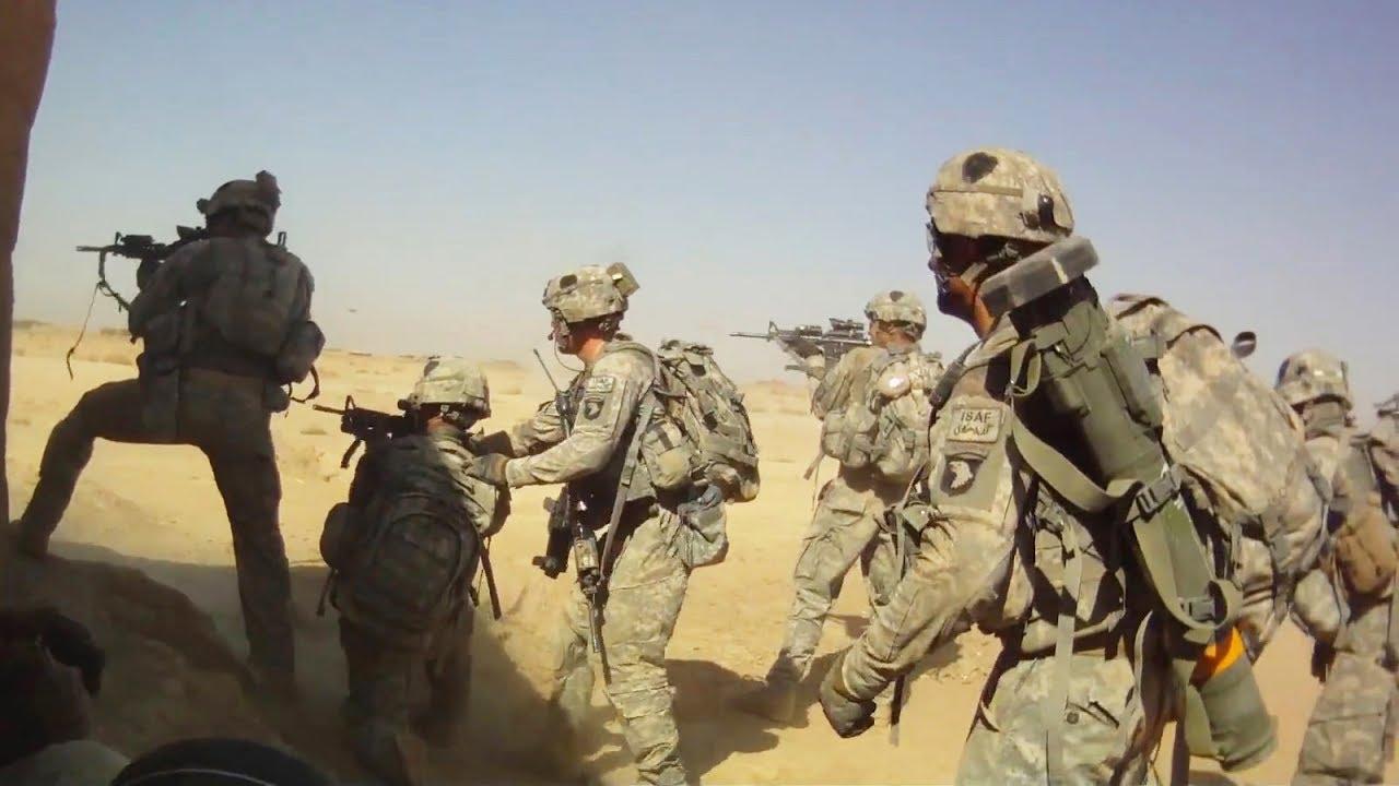 Afganistan'da Taliban saldırısı: '5 ABD askeri öldü'