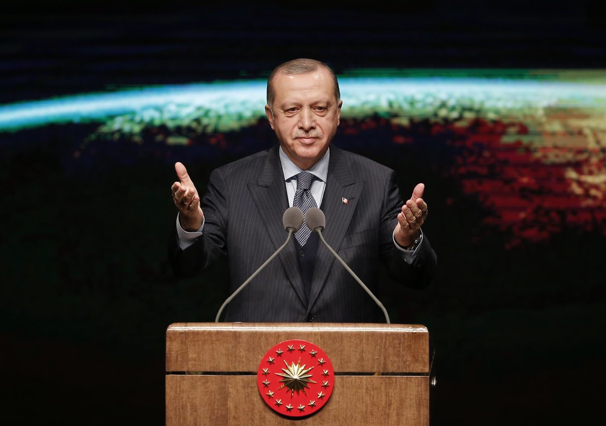 Erdoğan: İnsansız tank üreteceğiz
