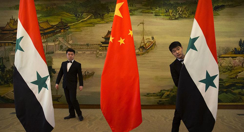 Çin Suriye'de yeni aktör mü?