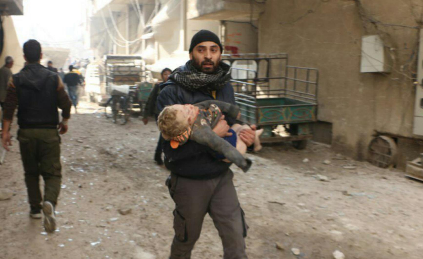 Rusya-Esed rejimi İdlib'de 4 ayda binden fazla sivili katletti