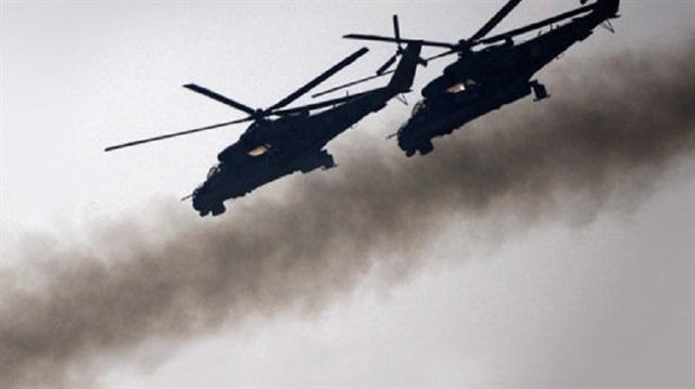 Esed Rejimi 'Fırat Kalkanı' güçlerine saldırdı
