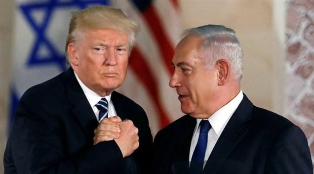 Netanyahu'dan Trump'a 'dostluk' teşekkürü