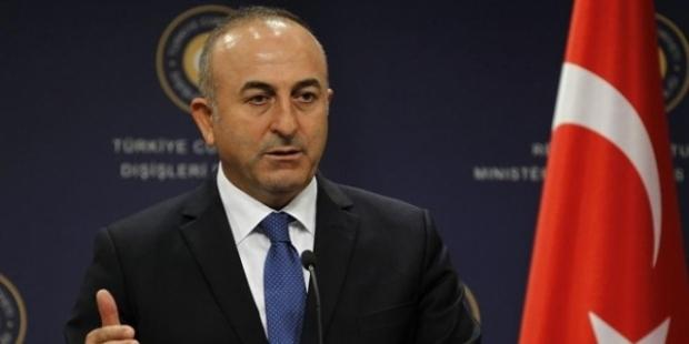 Dışişleri Bakanı: 'Fırat Kalkanı' El Bab'a inene kadar sürecek