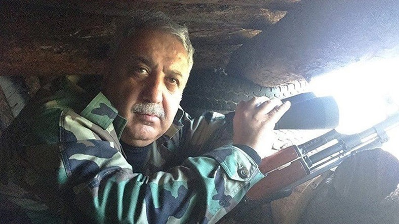 Mihraç Ural'dan Erdoğan'a tehdit: Seni Suriye'ye gömeceğiz