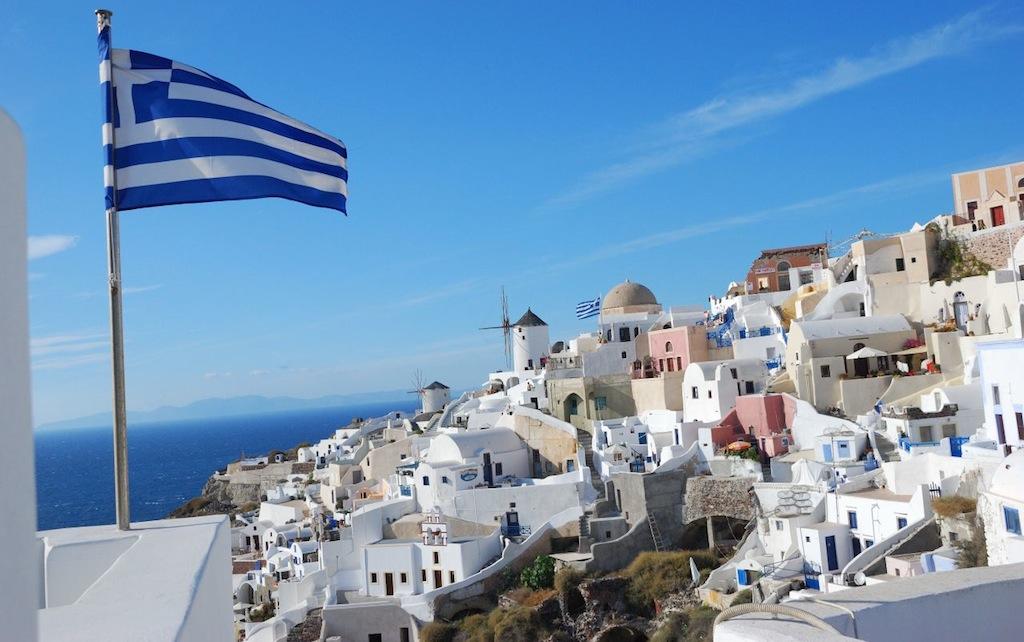 Yunanistan'da turist sayısı arttı, turizm geliri azaldı