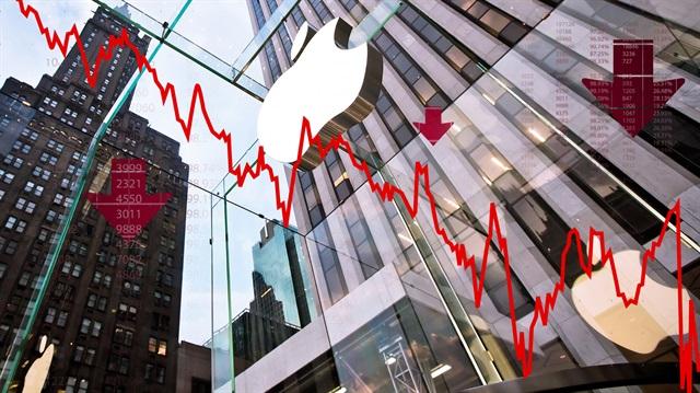 Apple'ın yıllık geliri 15 yıl sonra ilk kez düştü