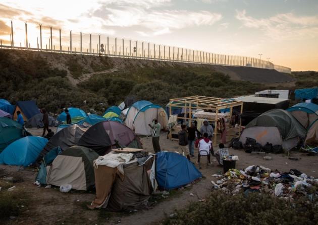 Göçmen krizinin sembolü olan kamp kapatılıyor