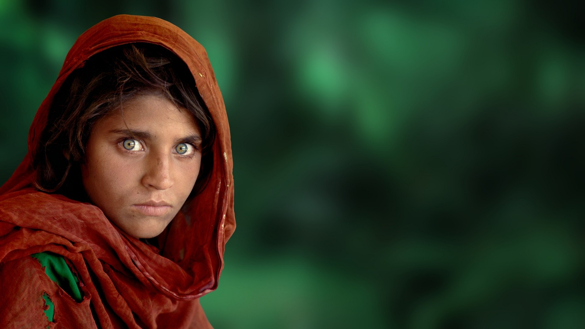 'Afgan kızı' gözaltına alındı