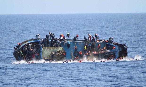 2016 yılında Akdeniz'de 3800 sığınmacı hayatını kaybetti