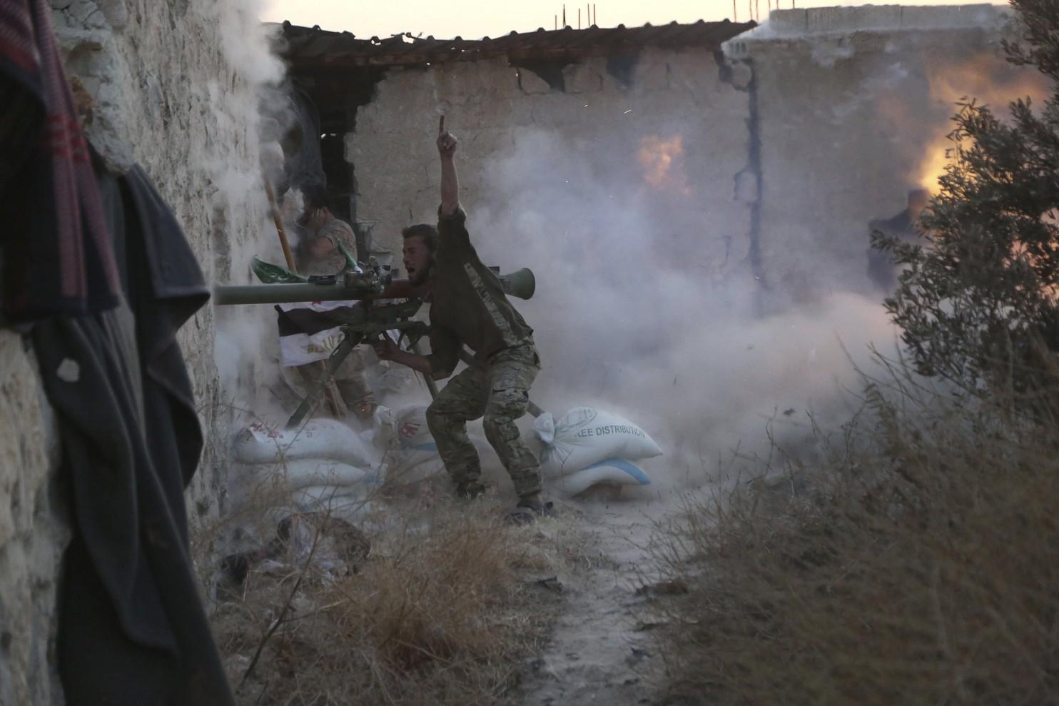 Halep kuşatmasını kırmak için büyük operasyon (Canlı Blog)