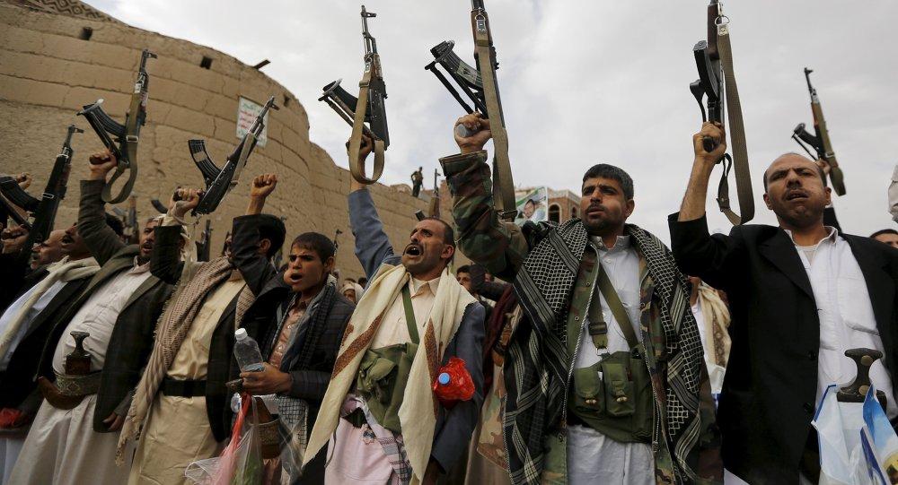 """""""Yemen'den Mekke'ye füze fırlatıldı"""""""