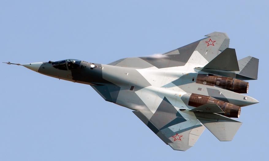ABD ve Rusya jetleri arasında 'tehlikeli yakınlaşma'