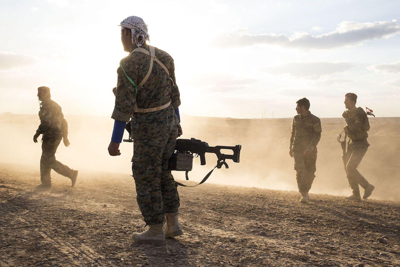 Şii milisler Türkmen kentine operasyon başlattı