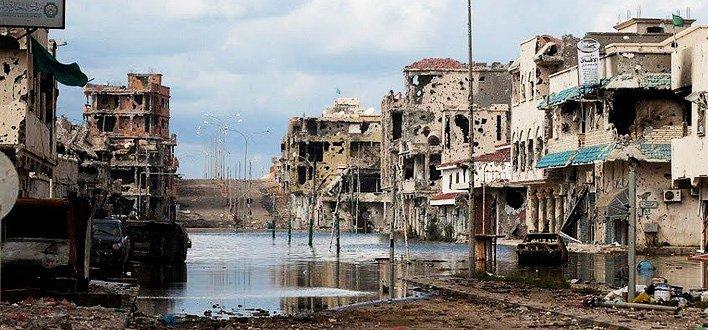 Libya'nın üçte biri insani yardıma muhtaç