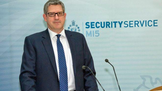 MI5: Rusya, İngiltere için tehdit