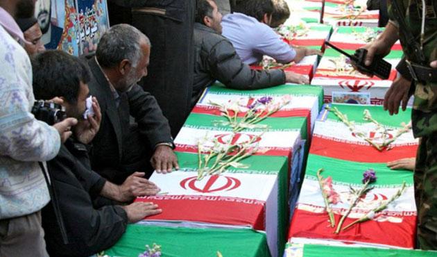 Suriye'de bİr haftada bir çok İran ve Hizbullah rütbelisi öldürüldü