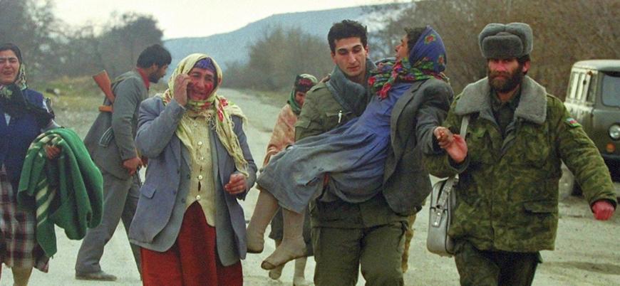 Hocalı Katliamı'nın 26. yılı: Azerbaycan hala adalet arıyor
