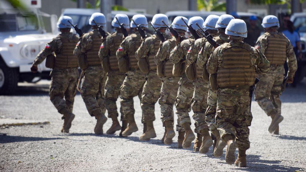"""""""BM barış gücü askerleri, sivilleri koruyamadı"""""""