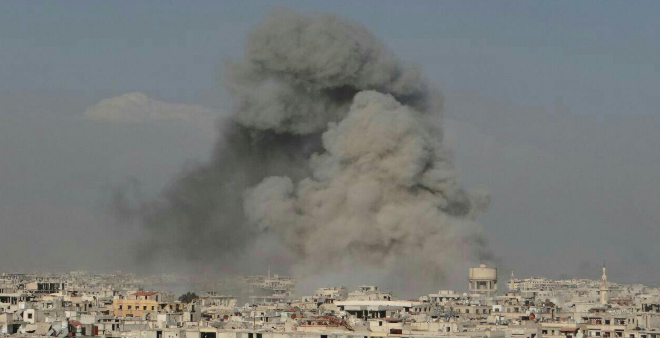 Doğu Guta'da 'ölü doğan ateşkes': Rejim güçleri saldırılarını sürdürüyor