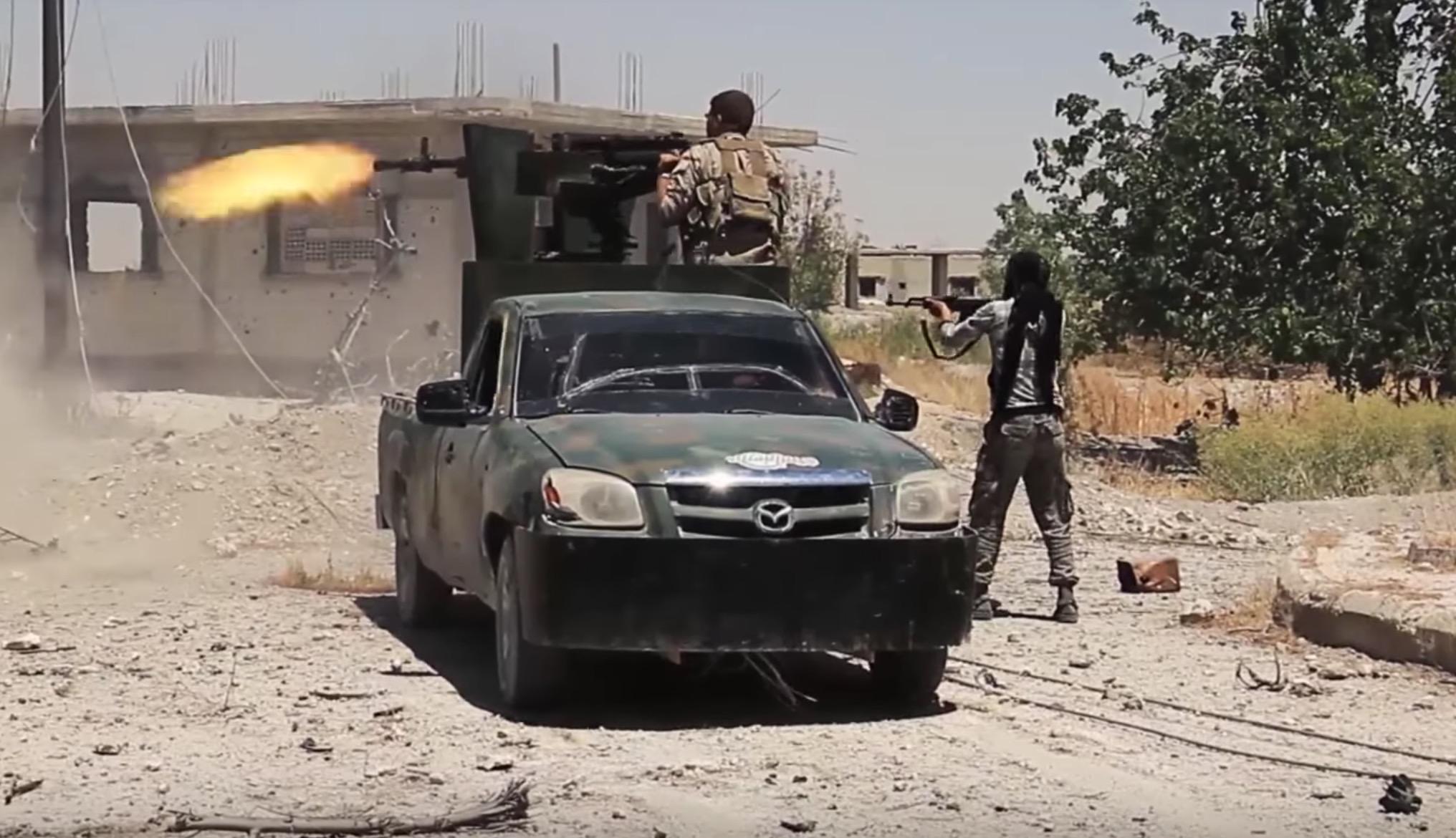 Ateşkese uymayan rejim güçlerine Doğu Guta'da ağır darbe: En az 36 ölü