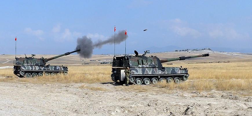 Zeytin Dalı Harekatı   Raco havadan ve karadan vuruluyor
