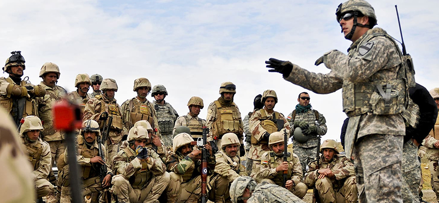 Kerkük'te IŞİD'e karşı operasyon başlatıldı