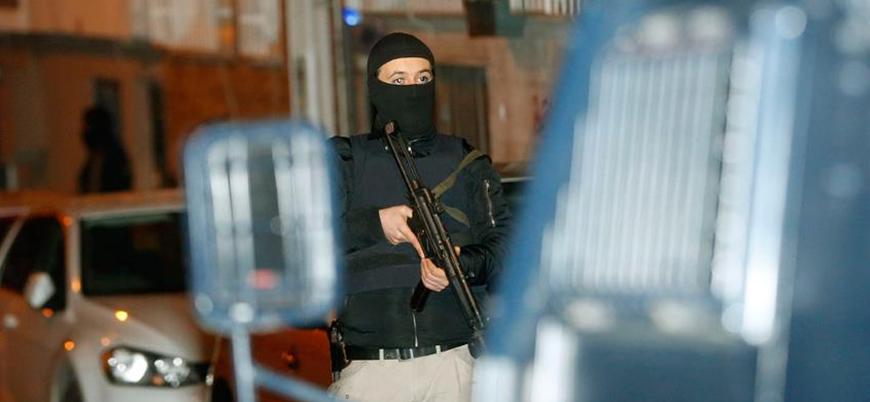 Ankara'da 'IŞİD' operasyonu