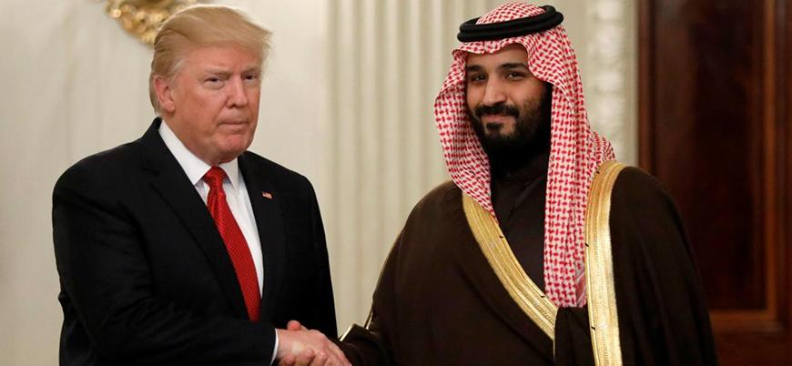 Trump, Körfez veliahtlarıyla telefonda görüştü: Gündem İran