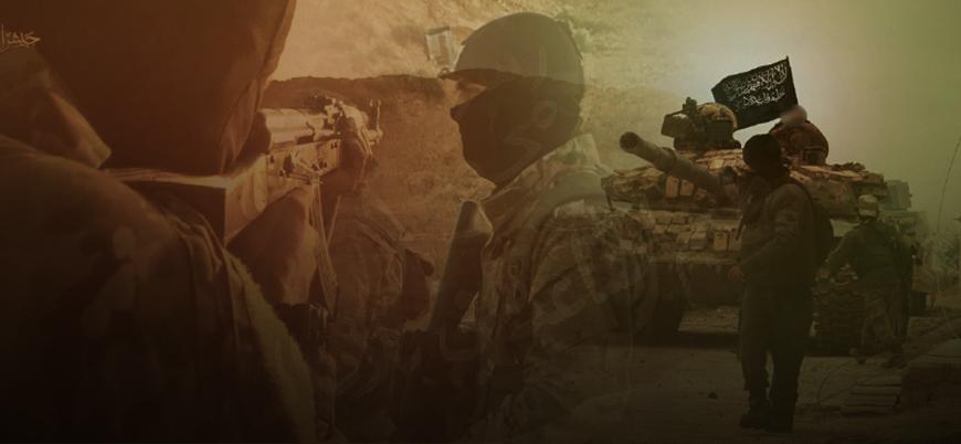 Suriye'de Şam'ın Fethi Cephesi ayrılığı sonrası El Kaide yapılanmaları