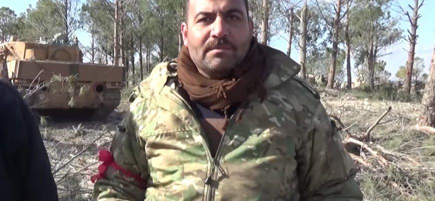 ÖSO komutanı: Hedefimiz Afrin, İdlib'e girmeyeceğiz
