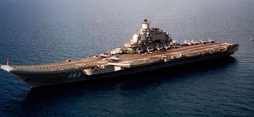Rusya ikinci uçak gemisi için düğmeye bastı