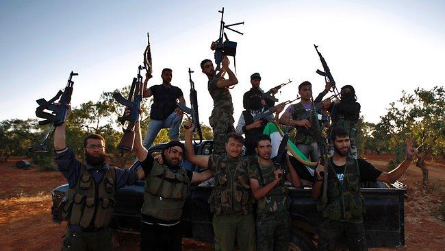 Özgür Suriye Ordusu: Sivillerin hedef alındığı yalan