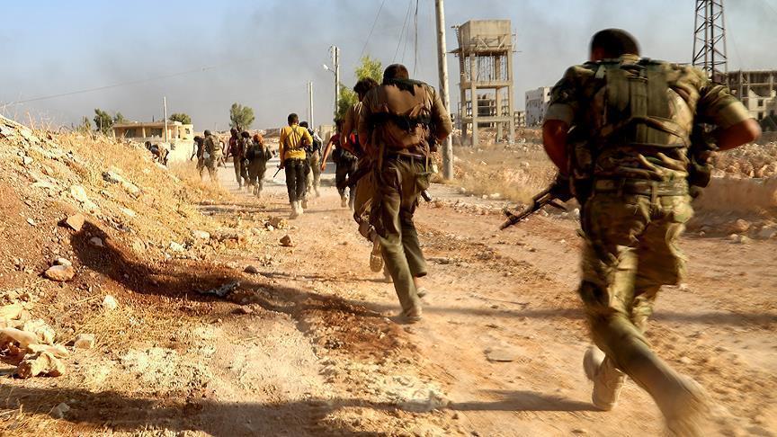 """""""Halep'i İran sayesinde savunuyoruz"""""""