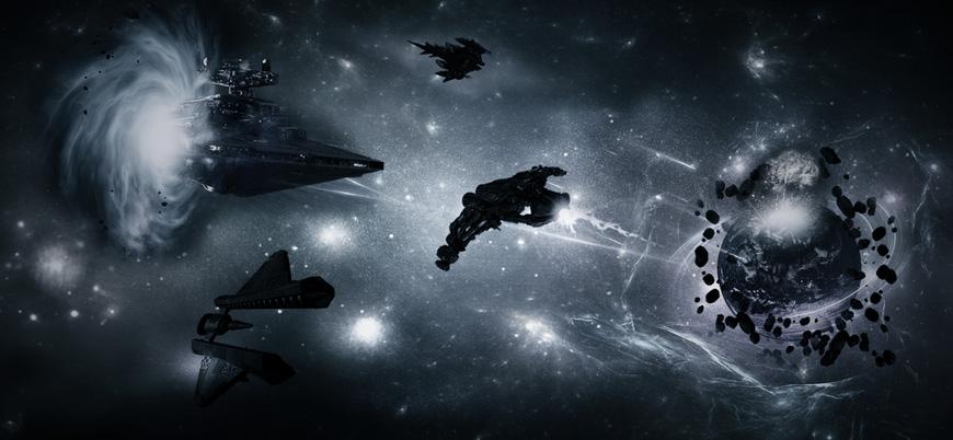 """""""Birkaç yıl içinde uzay savaşları başlayabilir"""""""