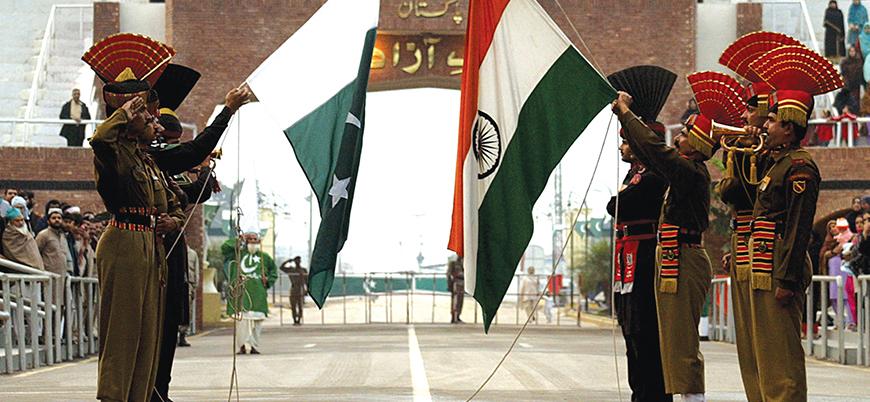 Hindistan-Pakistan arasında 'düşük yoğunluklu savaş': 2 asker öldürüldü