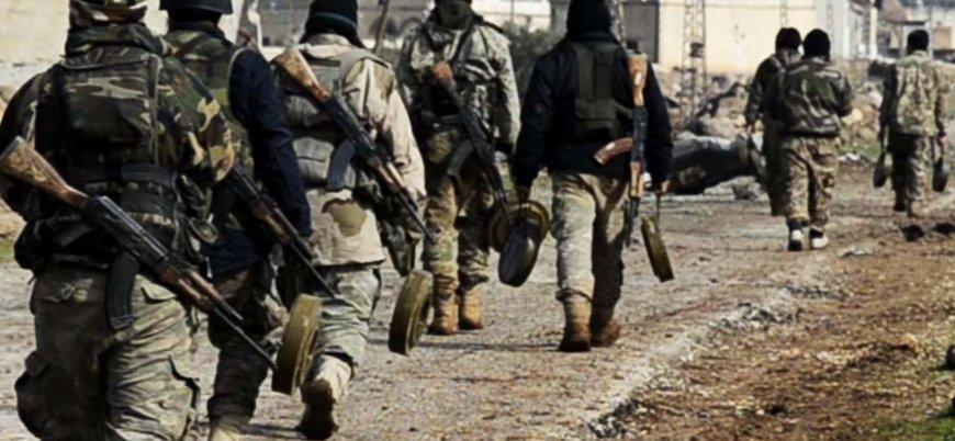 Tahrir Suriye Cephesi: Türkistan İslam Partisi HTŞ'ye destek veriyor