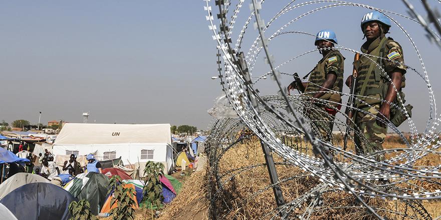Güney Sudan cinsel tacizle suçlanan BM'yi ülkede istemiyor